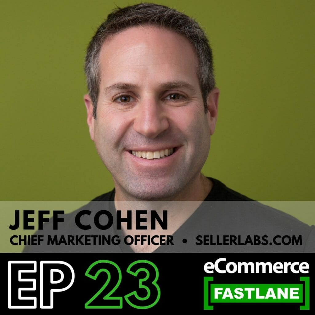 Episode 23: Insider Hacks On Growing Your Revenue With The Amazon Sales Channel