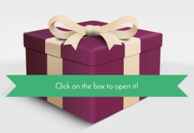 Omnisend gift box