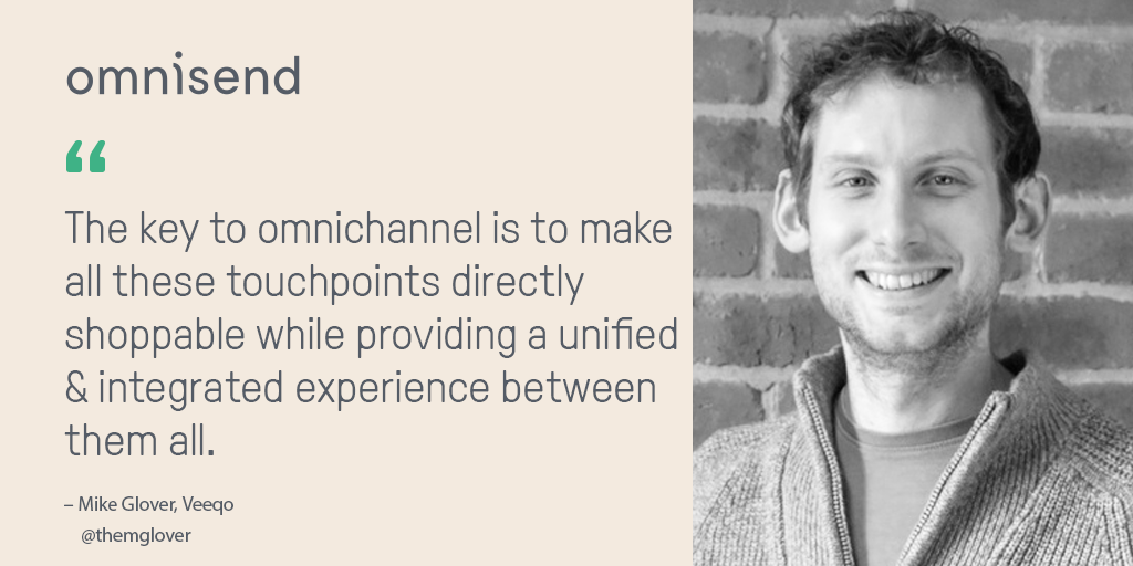 mike glover- omnichannel expert