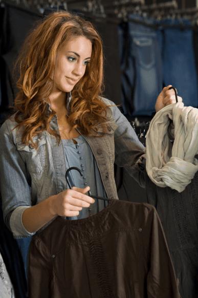 generation z shoppers prefer stores