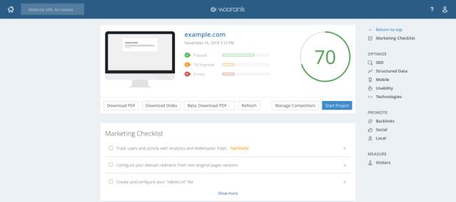 woorank-tool-screenshot