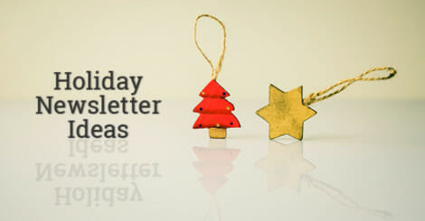 9-easy-and-effective-holiday-newsletter-ideas