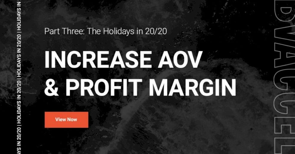 part-3,-the-holidays-in-20/20:-how-to-increase-aov-&-profit-margin