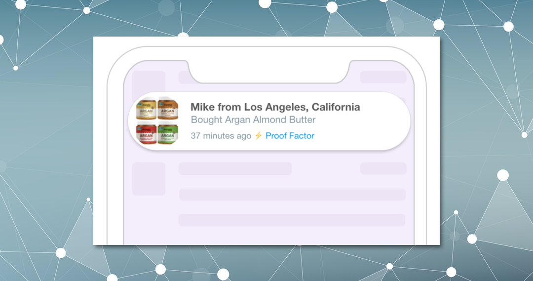 social-proof-recent-activity-notification