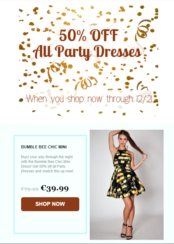 email content example targeted email campaigns 2