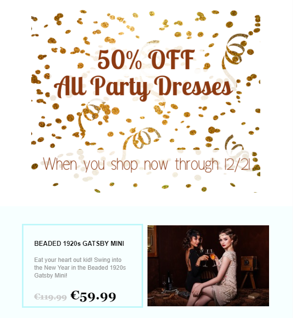email content example targeted email campaigns