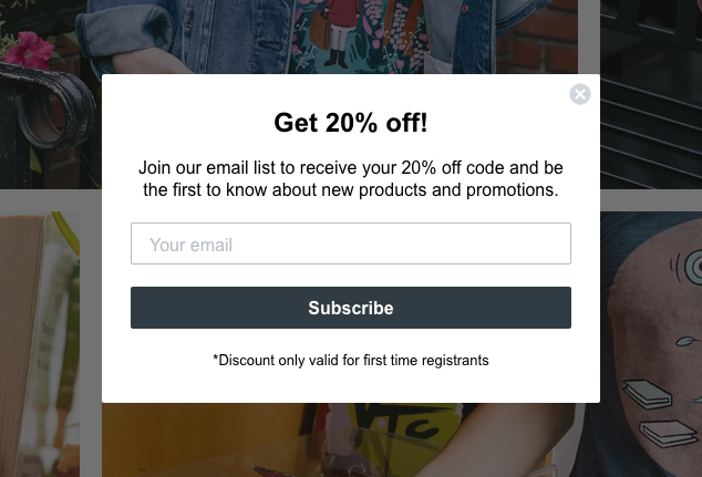 Get 20% off! Join our email list to receive your 20% off code and be the first to know about new products and promotions.