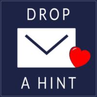 Drop A Hint logo e1573309339264