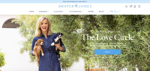 Draper James Loyalty Program