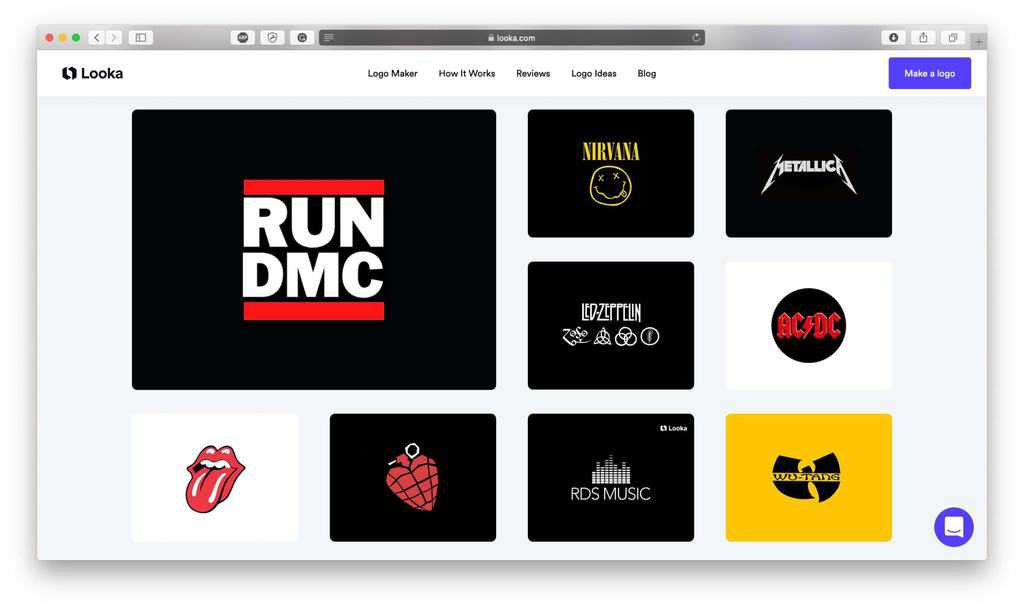 Bold Company Logo Designs