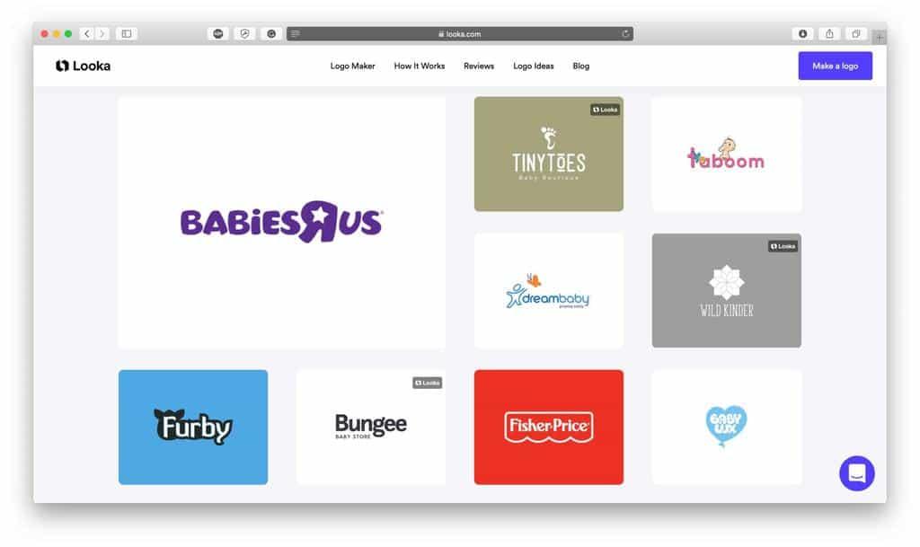Playful Company Logo Designs