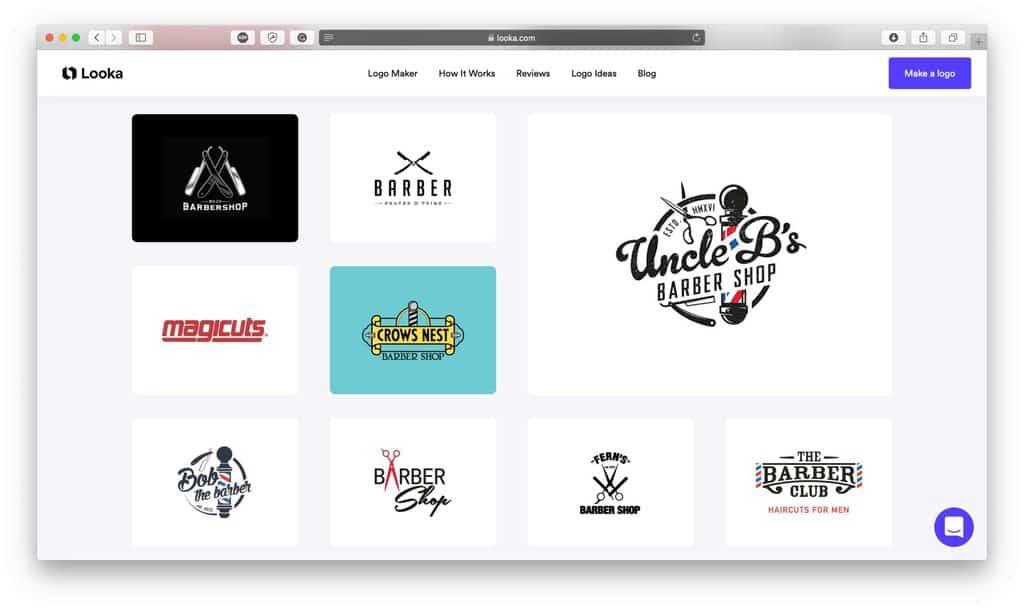 Vintage Company Logo Designs