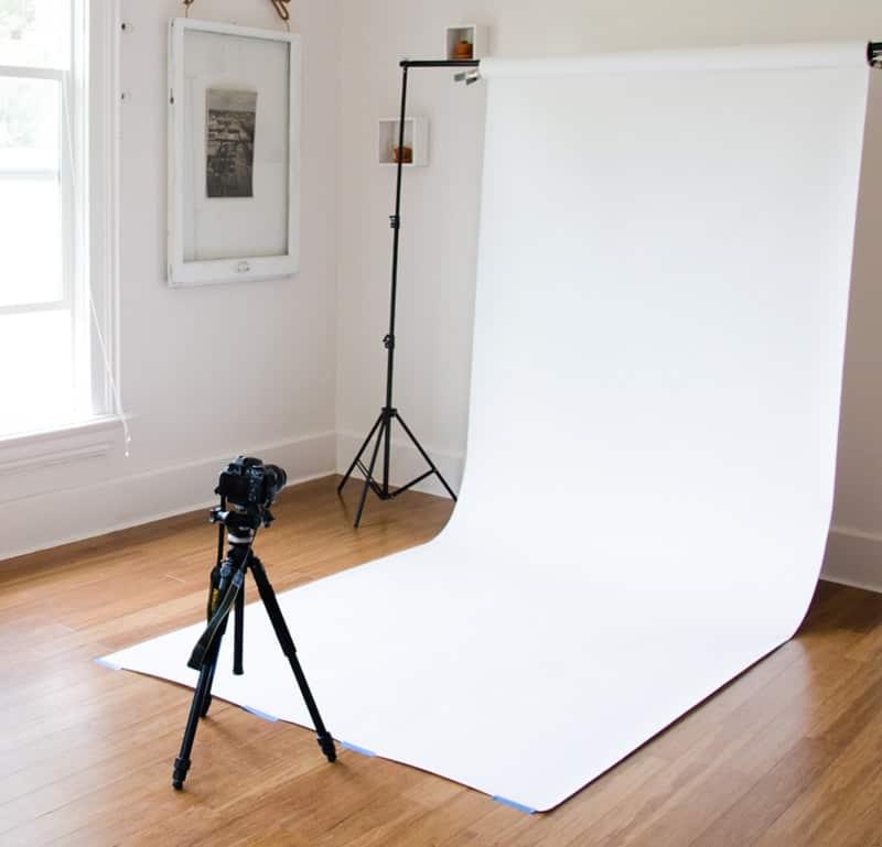 White Background Photography
