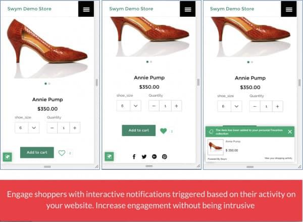 best shopify ecommerce apps - wishlist plus