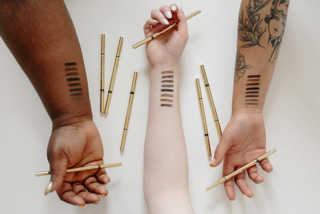 arms-testing-browluxe-pencils-best-of-2019