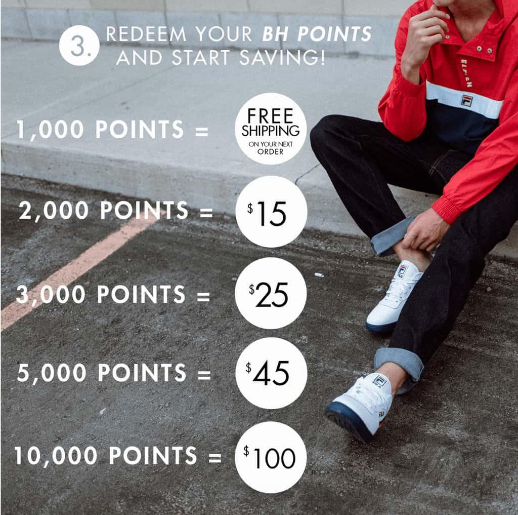 BH Points