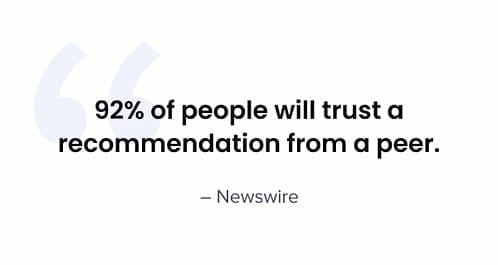 Newswire pull quote