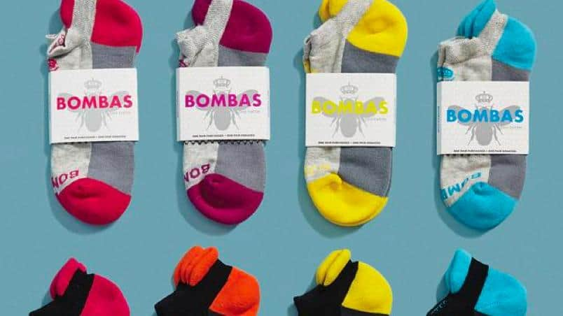 Daymond John was an early investor in performance socks brand Bombas