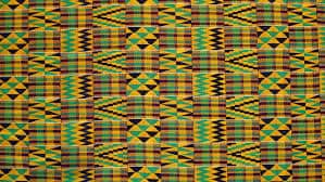 FUBU was designed for an African-American culture that often wore kente cloth