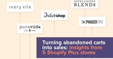 how-to-turn-abandoned-carts-into-sales:-insights-and-results-from-5-shopify-plus-stores-including-pura-vida-bracelets-and-ivory-ella