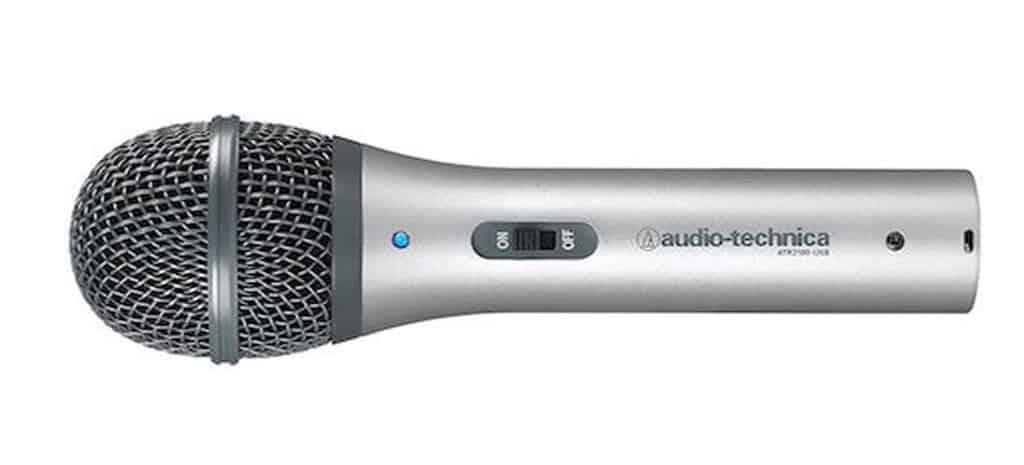 Audio Technica ATR2100 USB Microphone