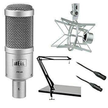 Heil PR-40 Microphone Kit