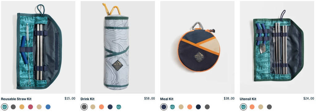 United by Blue: Everyday Reusables Line