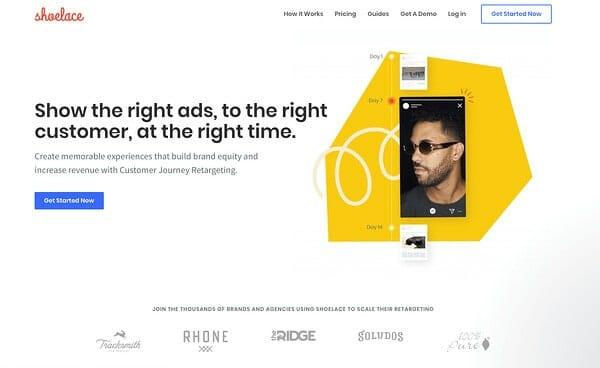 Shoelace homepage 2020