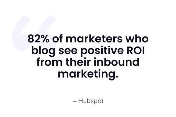 content marketing for small businesses - quote 2