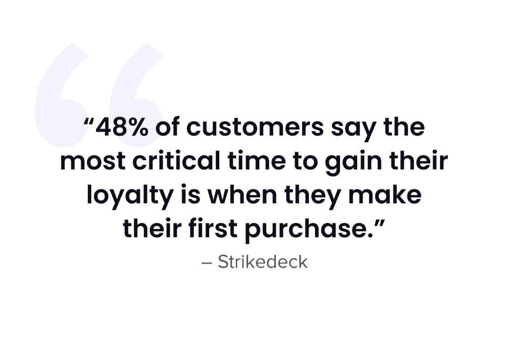 retention and community building during slow sales - quote 1