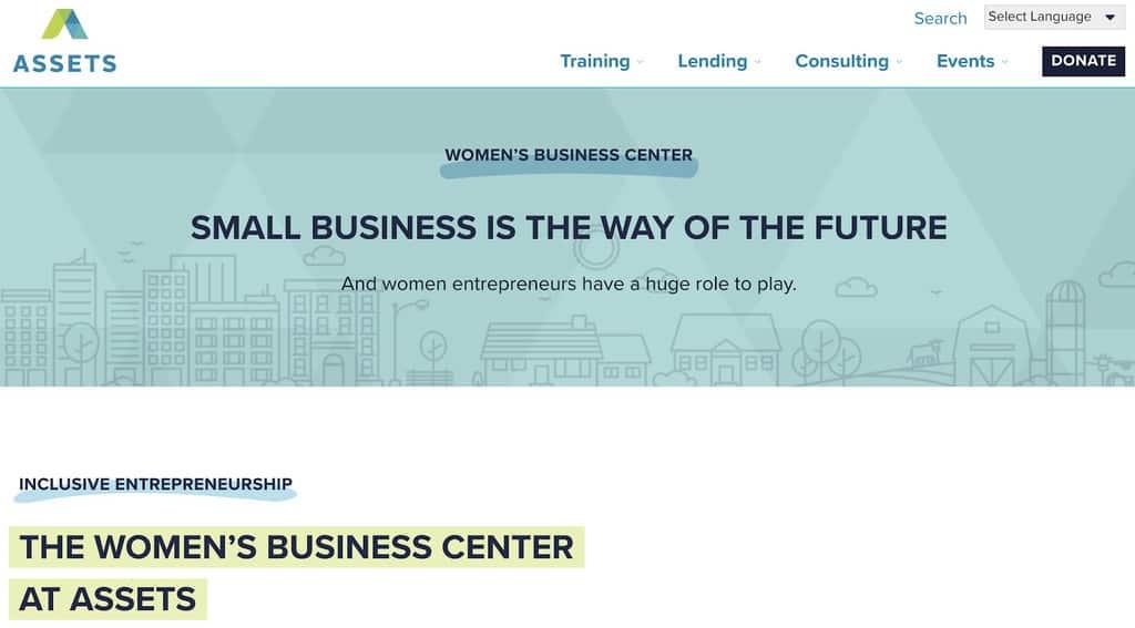 ASSETS Women's Business Center, Lancaster, PA
