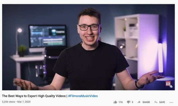 Filmora video capture