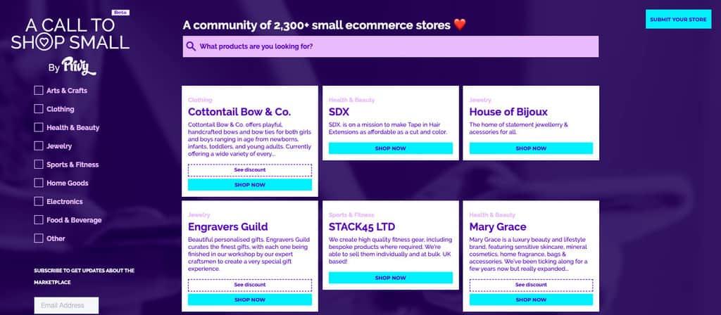 ShopSmallEcomm