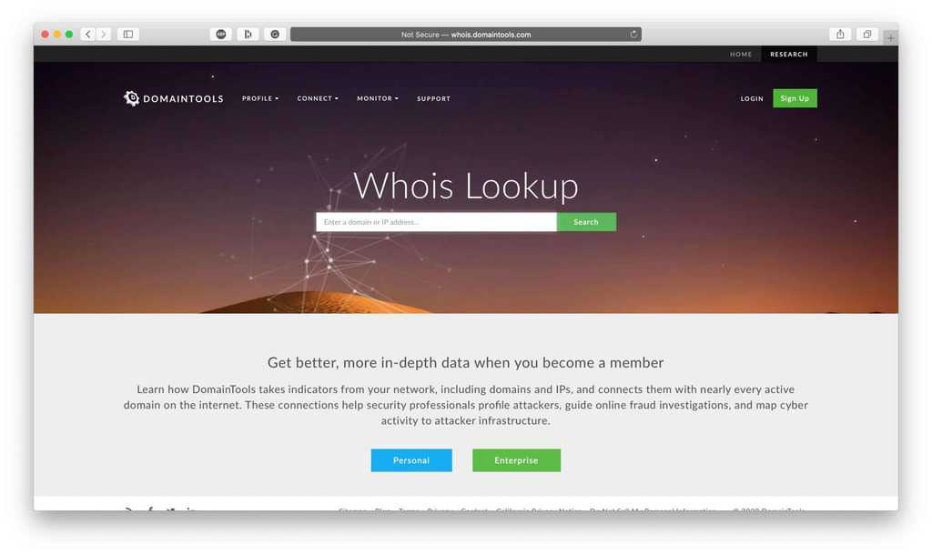 Whois Domain Search