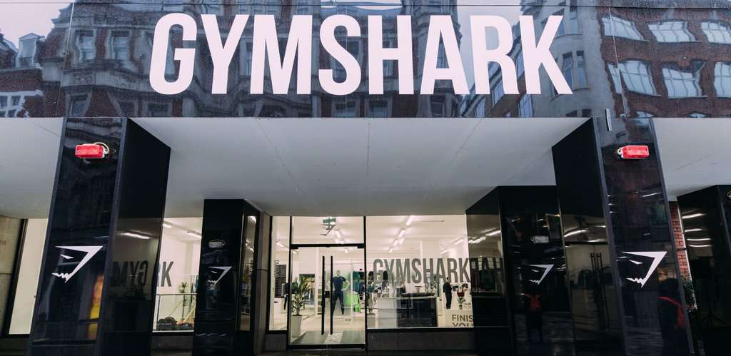 Gymshark's London pop-up store lasted only two weeks before COVID-19 shut it down