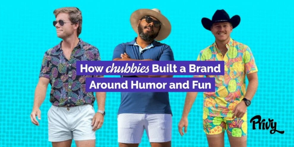 how-chubbies-uses-comedy-to-build-a-base-of-die-hard-customers