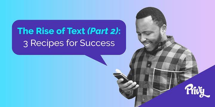 Get started with text message marketing