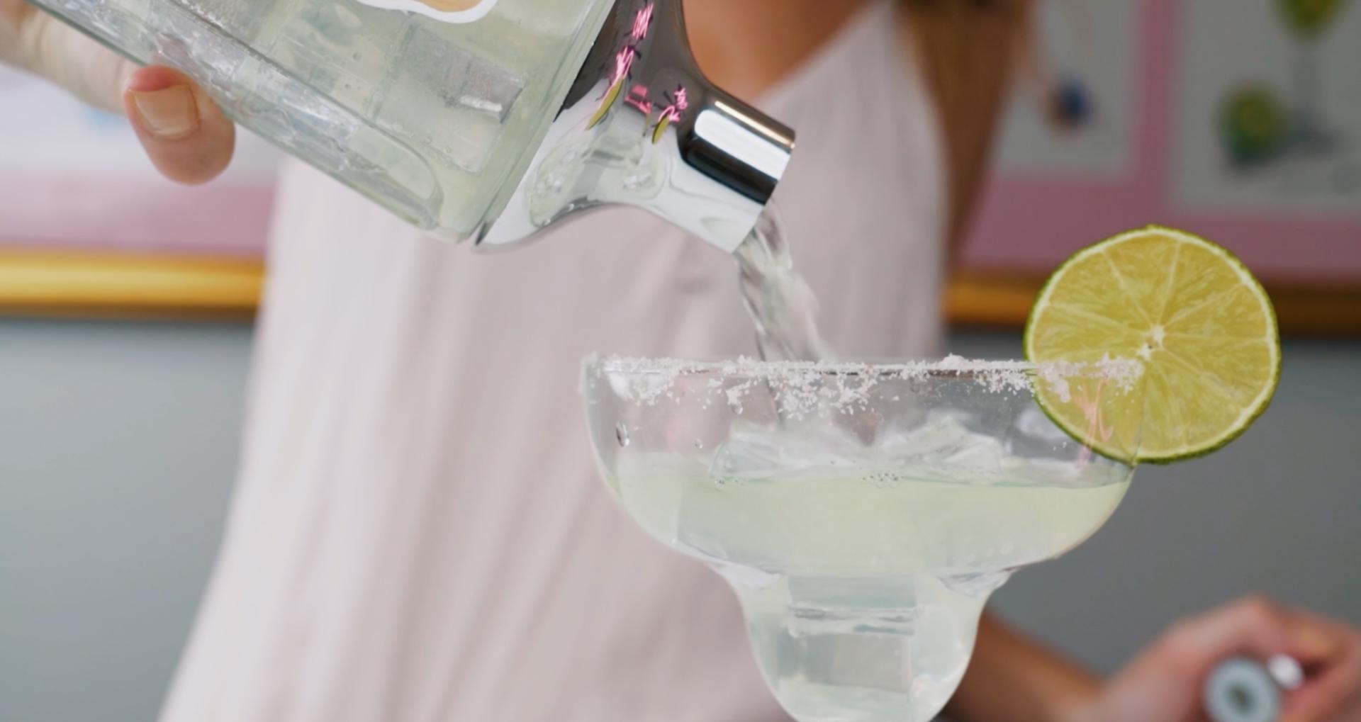 Skinny Mixes Cocktail