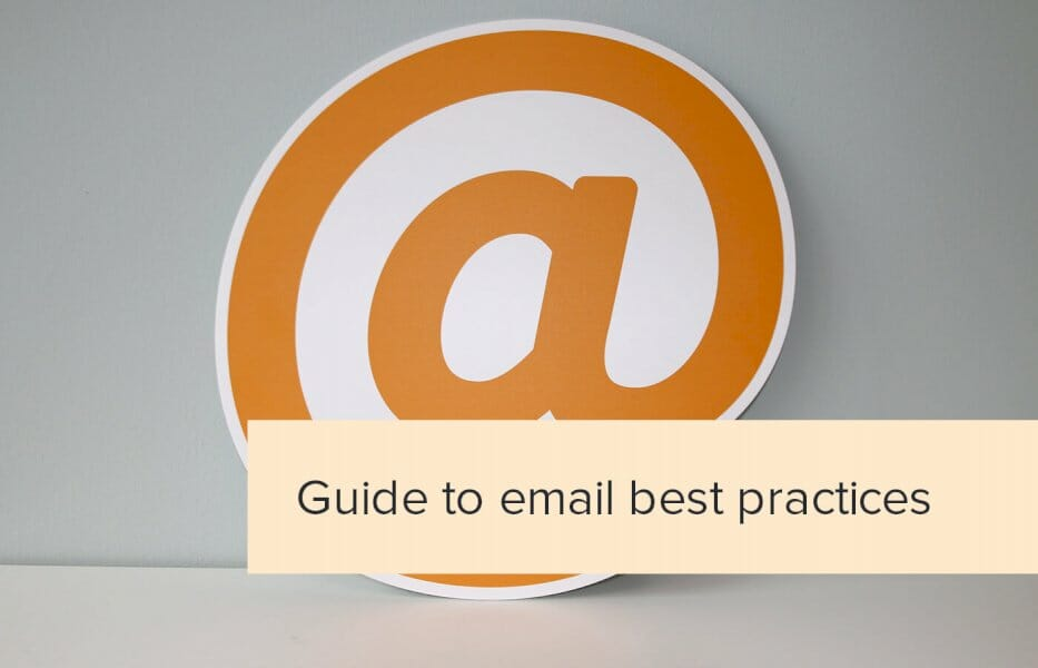 guide-to-email-best-practices