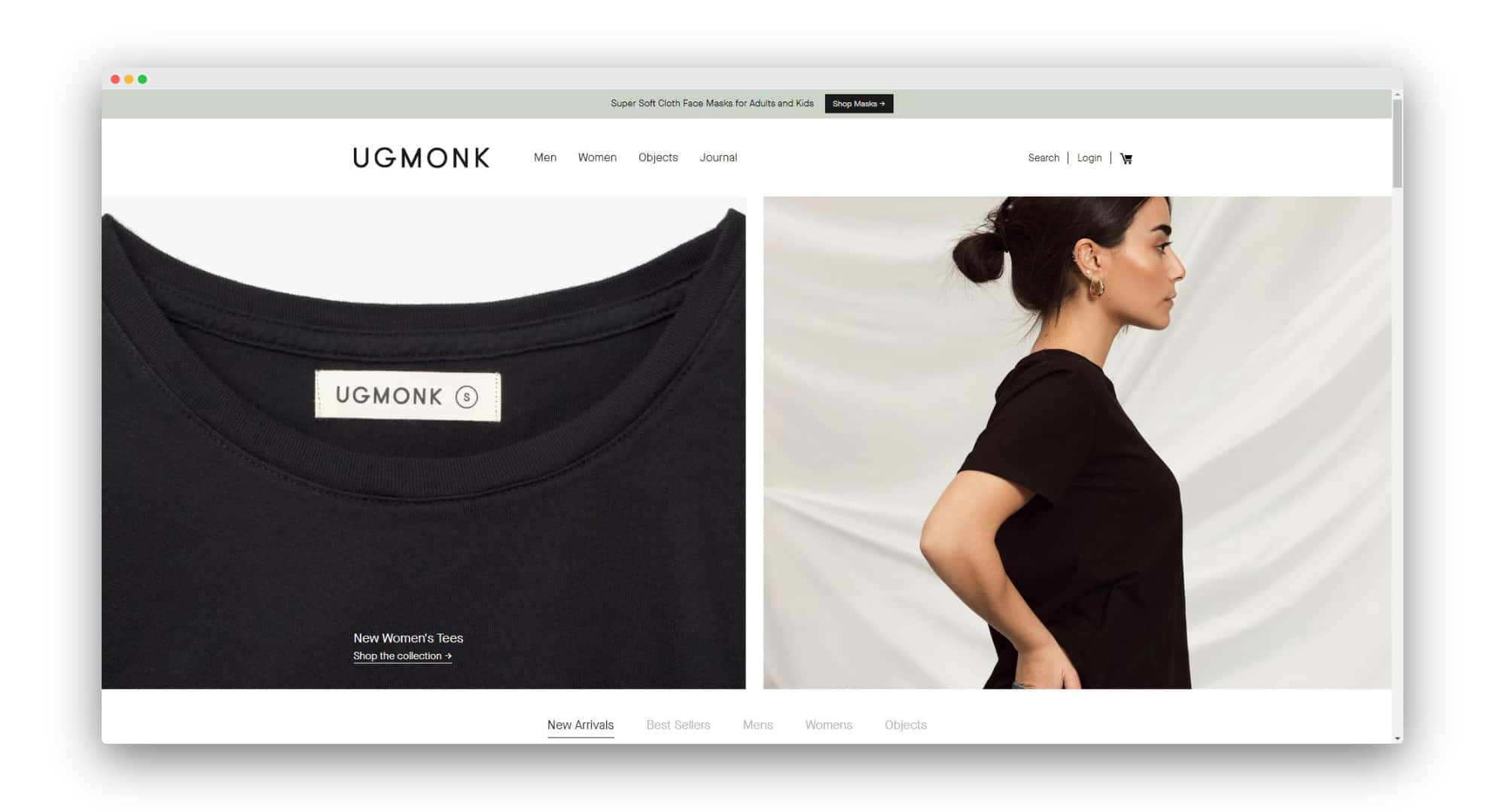 Ugmonk Direct-to-Consumer Brands