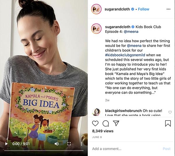 mom influencers sugarandcloth