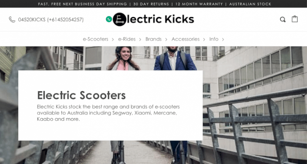 electric-scooter-store-using-backups-in-daily-operations