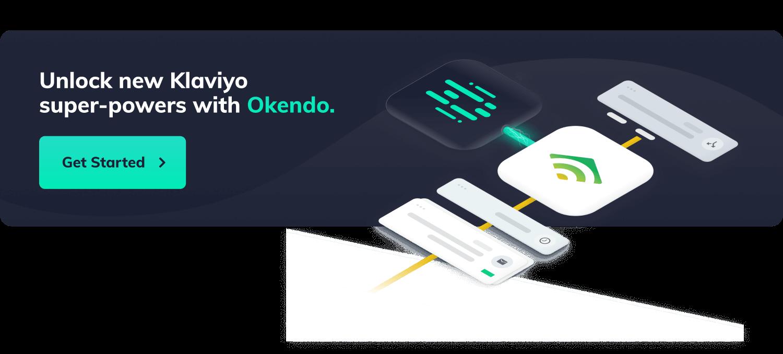 CTA Banner - Okendo & Klaviyo