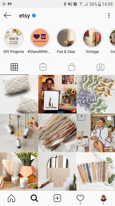 instagram ecommerce marketing