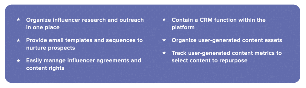 influencer marketing case study