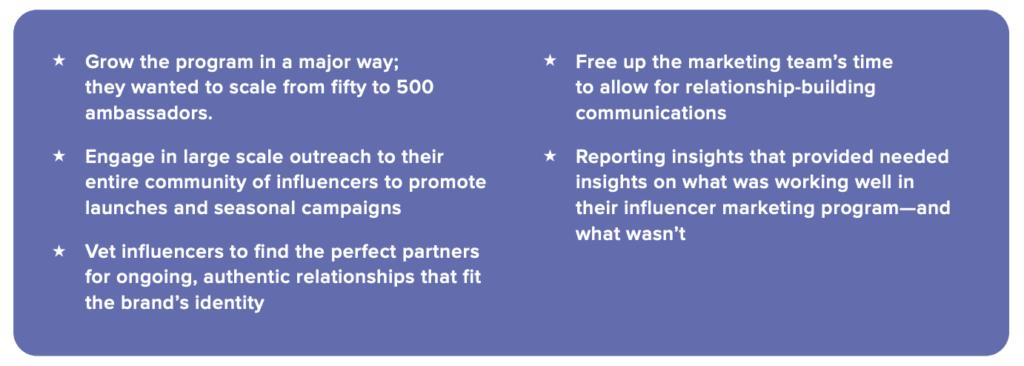 influencer marketing case study lume cube