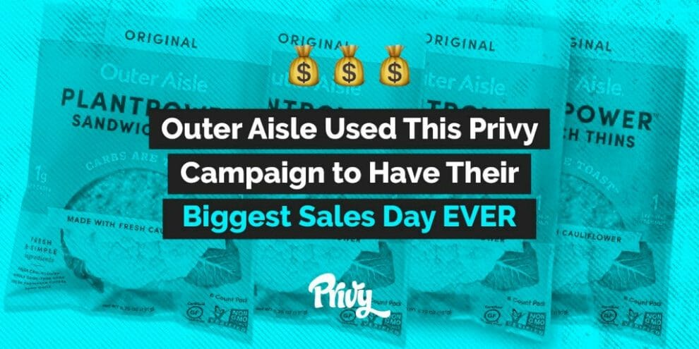 how-outer-aisle-used-privy-to-have-their-biggest-sales-day-ever-(without-spending-a-penny)