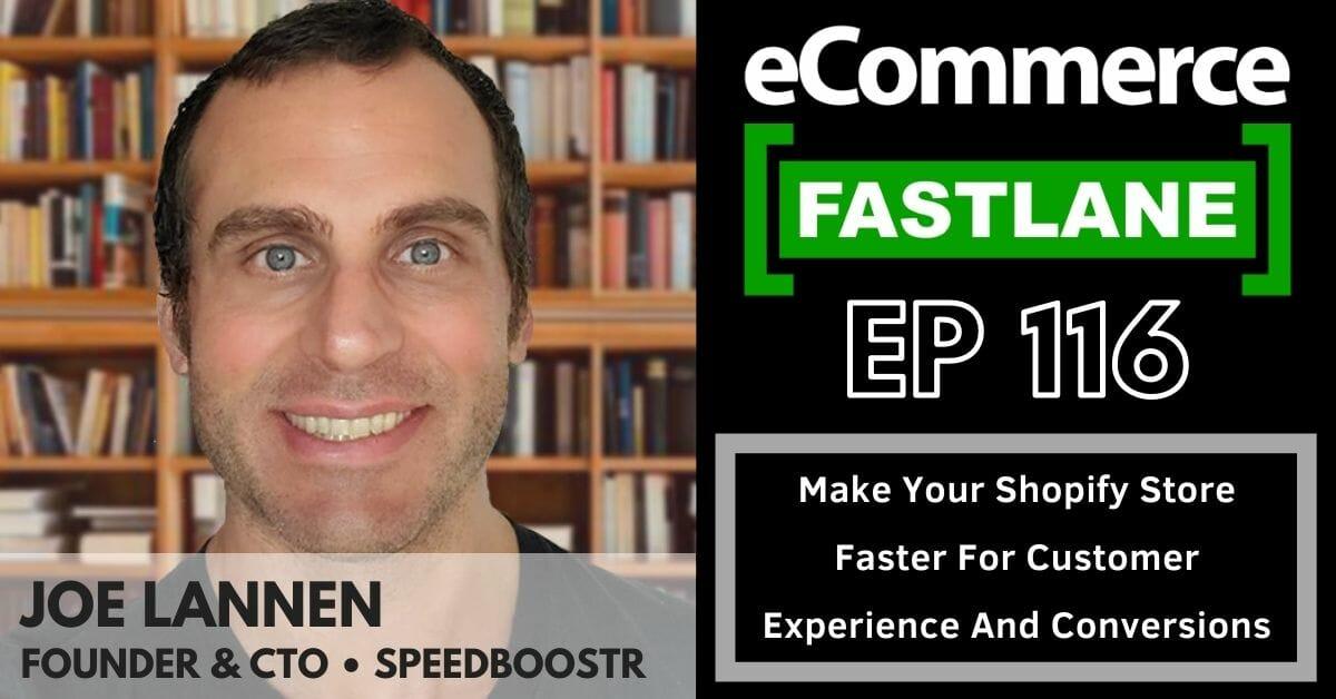 EP116 SpeedBoostr