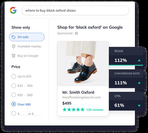 Google Shopping - The Office of Angela Scott
