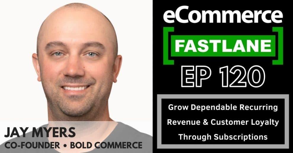 EP120 Bold Commerce